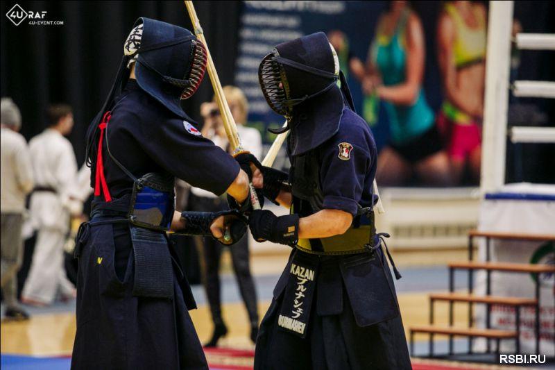 Межрегиональный 7-ой фестиваль боевых искусств золотая осень